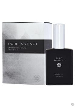 Pure Instinct Pher Cologne For Him 1 Oz