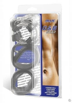 Cb Gear Locking Ball Stretcher Kit