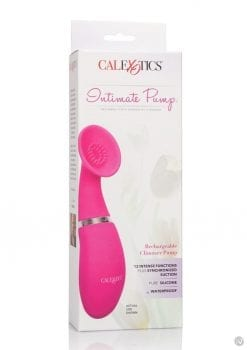 Intimate Pump Rechargeable Climaxer