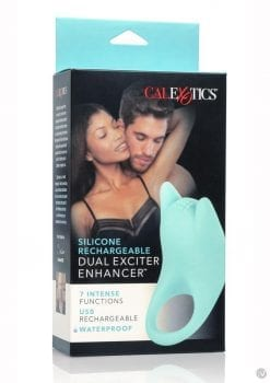 Silicone Recharge Dual Exciter Enhancer
