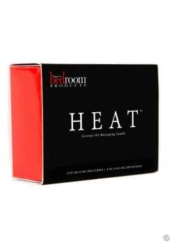 Brp Heat Coconut Oil Massage Candle
