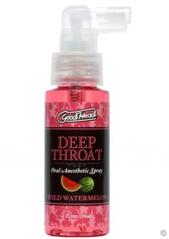 Goodhead Throat Spray Watermelon 2oz