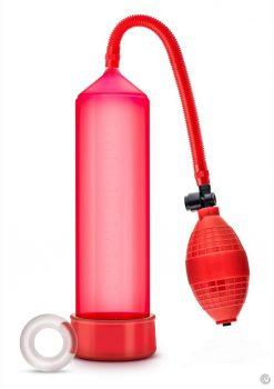 Performance Vx101 Male Pump Red