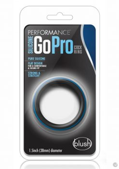 Performance Go Pro Cring Blk/blu