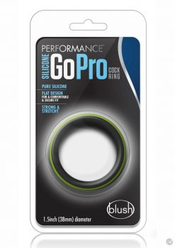 Performance Go Pro Cring Blk/grn