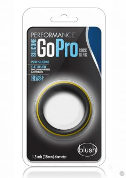 Performance Go Pro Cring Blk/gld