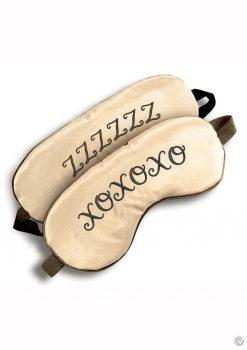 The 9 Zozo/zzz Satin Blindfold