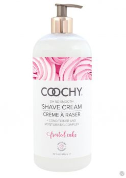Coochy Shave Cream Frosted Cake 32 Oz