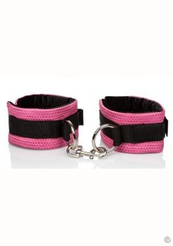 Tickle Me Pink Universal Cuffs