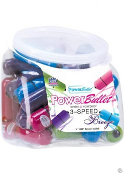 Breeze Power Bullet Asst 30/bowl