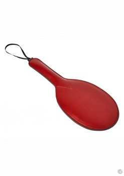 Saffron Ping Pong Paddle Red
