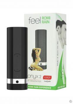Onyx2 Romi Rain Experience