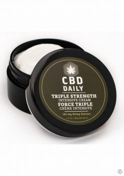 Cbd Daily Triple Strength Intens Cream