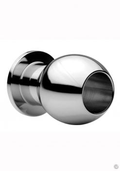 Ms Medium Abyss Hollow Anal Plug Steel
