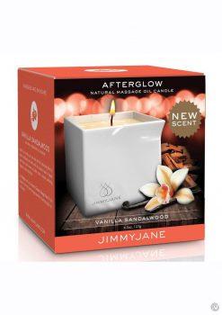 Afterglow Massage Candle Vanilla Sandle