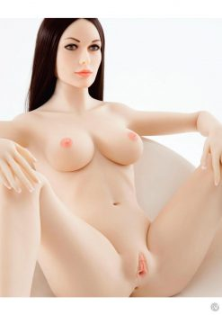 163 Doll Luvdollz Brown Hair Blue Eyes