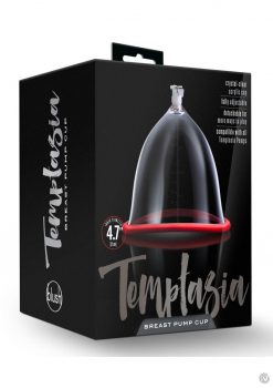 Temptasia Breast Pump Cup Clr