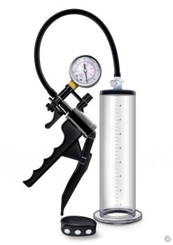 Performance Vx8 Premium Penis Pump Clear