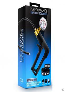 Performance Gauge Pump Trigger Black