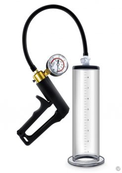 Performance Vx7 Vacuum Penis Pump Clear