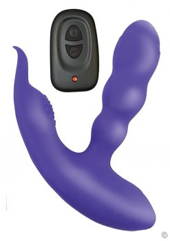 Anal Ese Coll Remote Control Pspot Purp