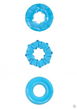 Renegade Dyno Rings Blue