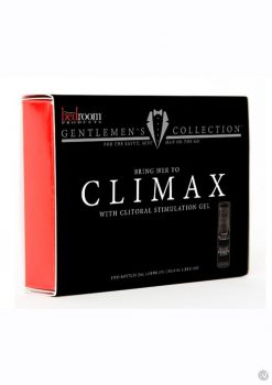 Brp Climax For Her Lubes