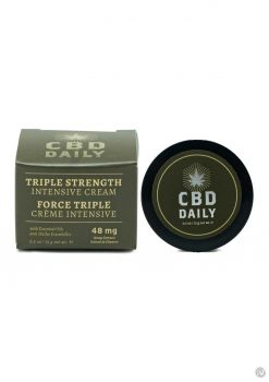 Cbd Daily Intensive Triple Cream 15ml