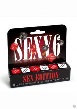Sexy 6 Sex Ed