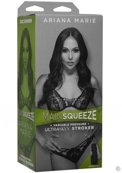 Main Squeeze Ariana Marie Pussy Vanilla