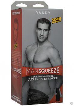 Man Squeeze Randy Vanilla