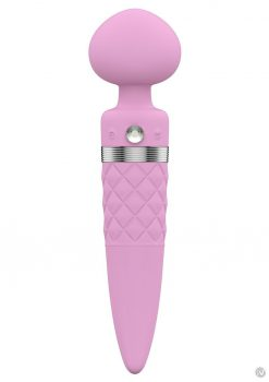 Pillow Talk Sultry Massager Wand Pink