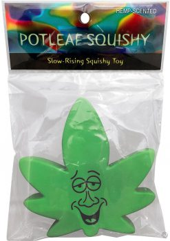 Potleaf Squishy Slow Rising Squishy Toy Hemp Scented