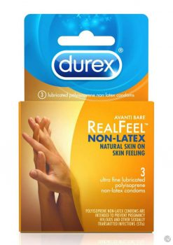 Durex Avanti Real Feel 3pk