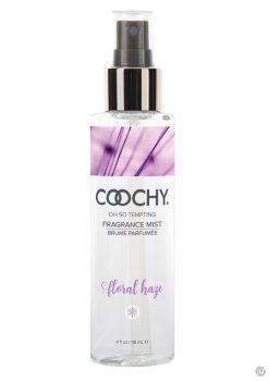 Coochy Fragrance Mist Floral Haze 4oz