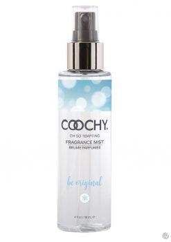 Coochy Fragrance Mist Be Original 4oz