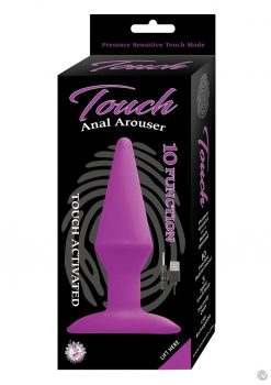 Touch Anal Arouser Purple