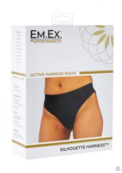 Em Ex Silhouette Harness-xs