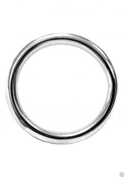 Rouge Smooth Cock Ring 45mm Steel