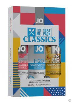 Jo Tri Me Triple Pack Classics