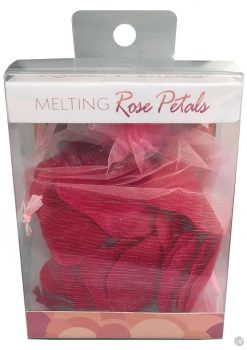Melting Rose Petals