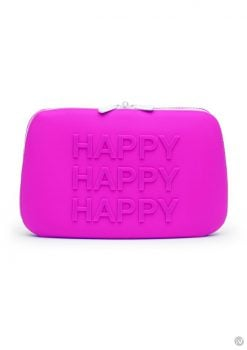 Happy Rabbit Happy Storage Zip Bag Lg Pk