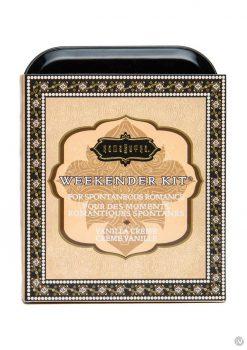 Weekender Kit Vanilla Creme