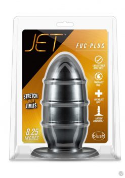 Jet Fuc Plug Black