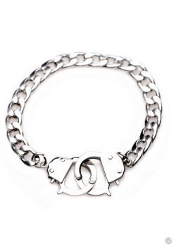 Ms Cuff Him Handcuff Bracelet