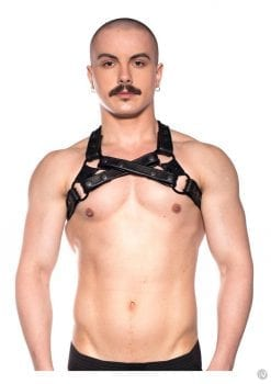 Prowler Red Cross Harness Blk L/xl