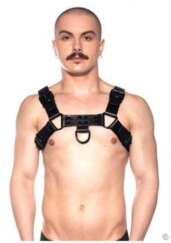 Prowler Red Noir Harness Blk Xl