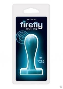 Firefly Md Bowler Plug Blue