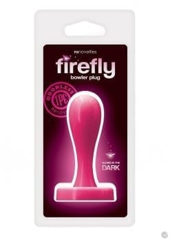 Firefly Md Bowler Plug Pink