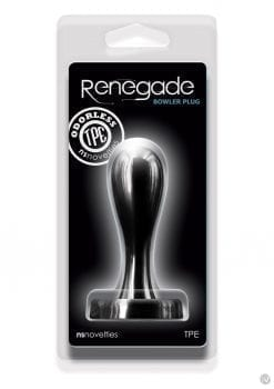 Renegade Bowler Plug Md Black